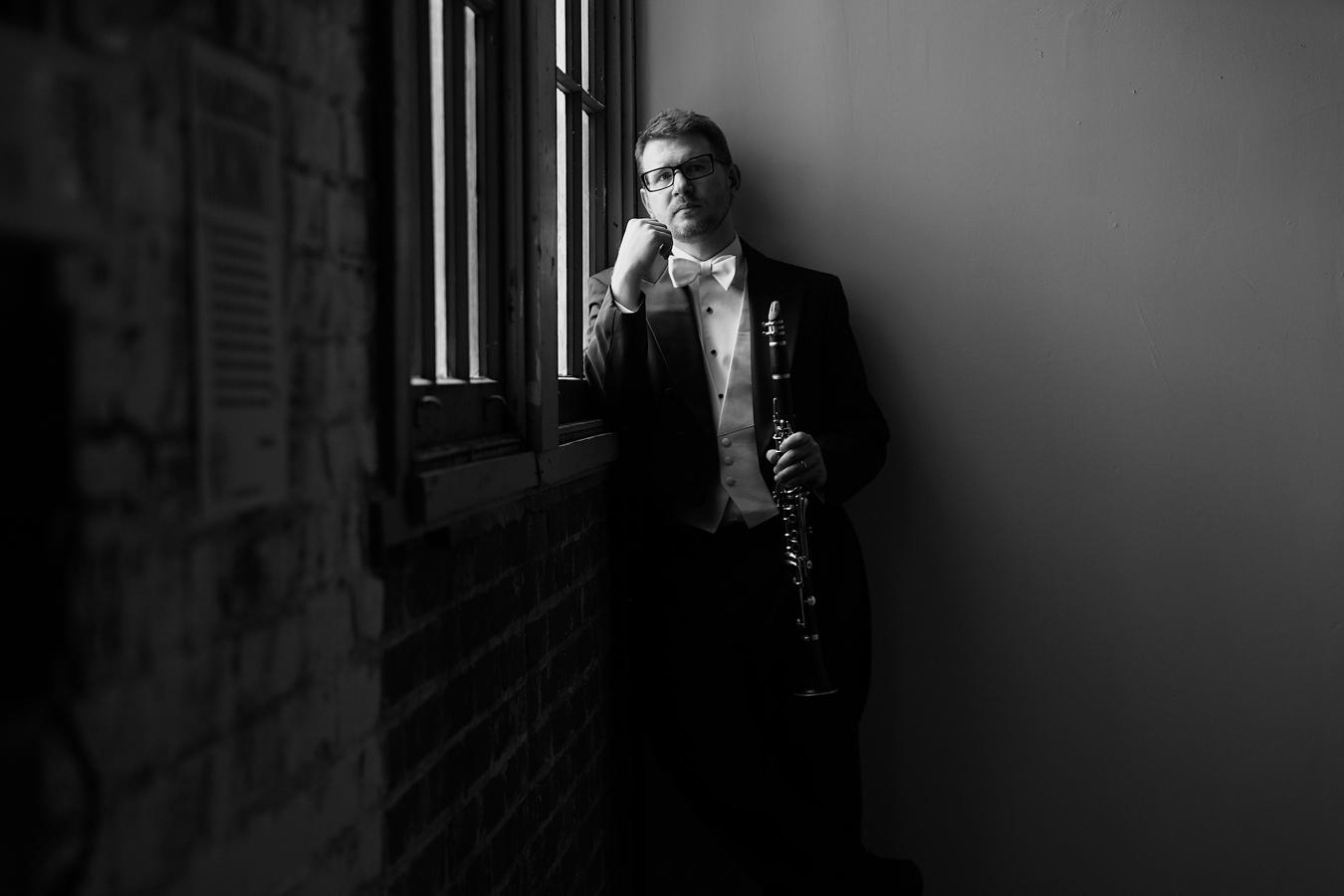Matthew Nelson Clarinet by Tina Gutierrez 45Re